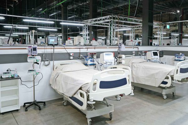 intensive care ward