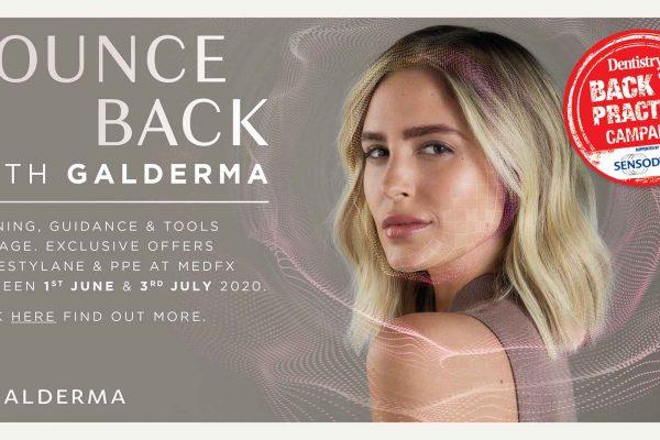 Galderma launching bounce back