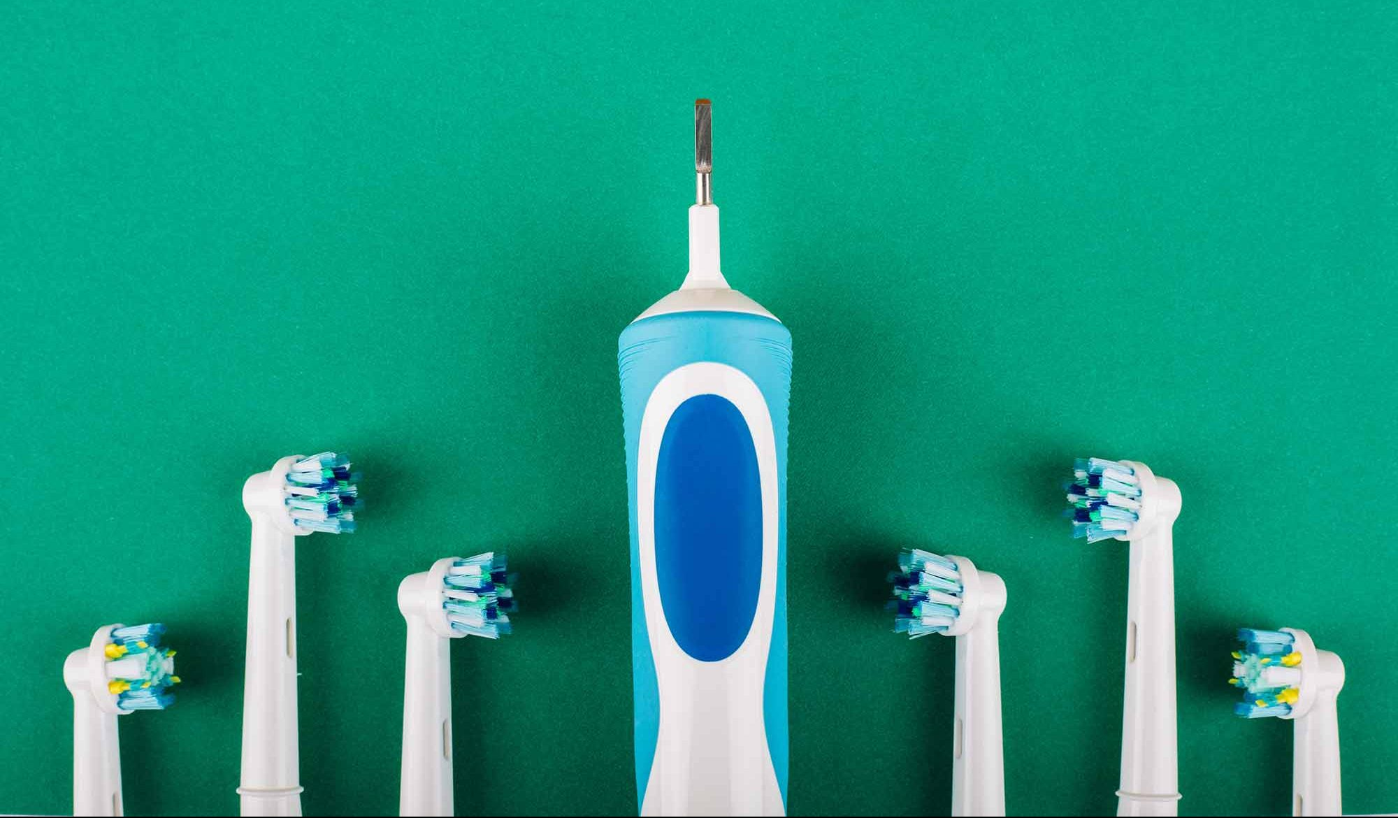 Around two in three adults now use an electric toothbrush in the UK – an increase of more than 50%.