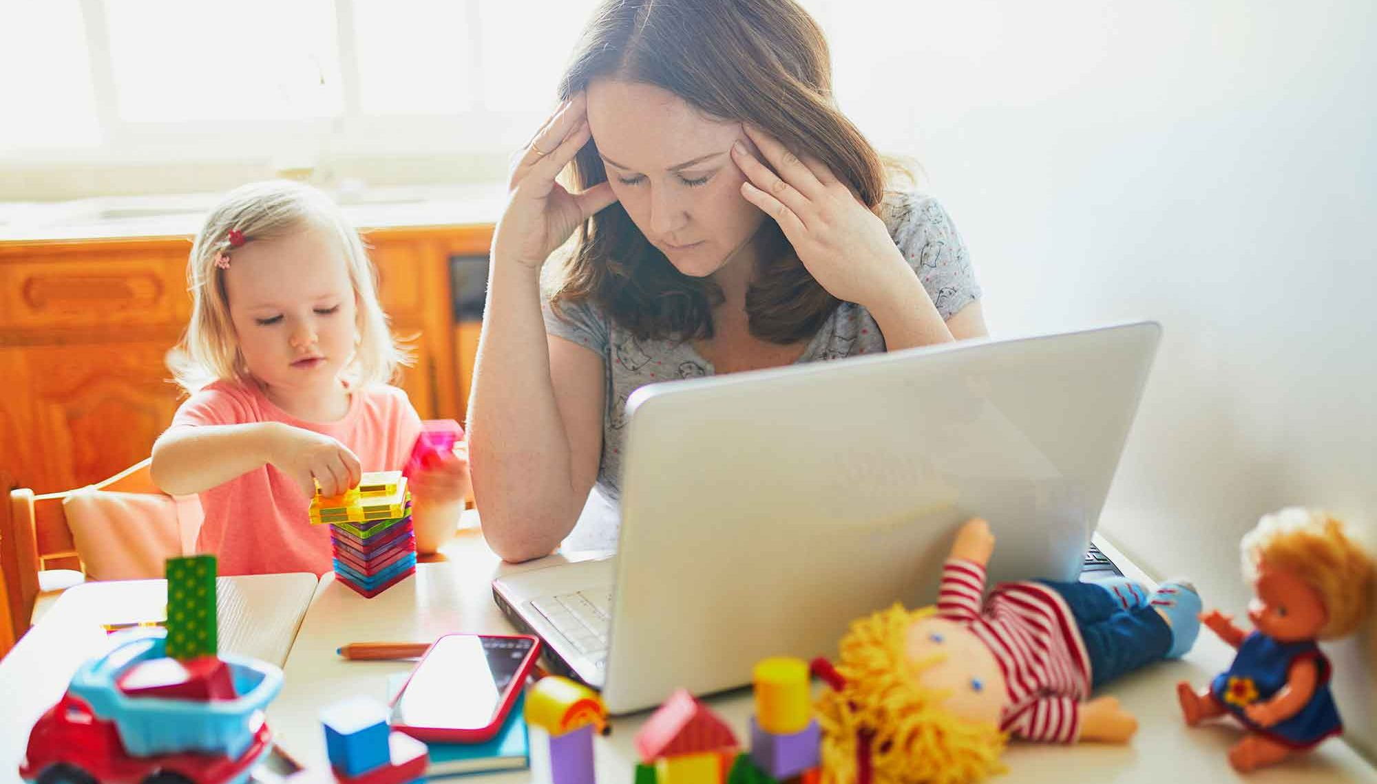 calls for equality with childcare