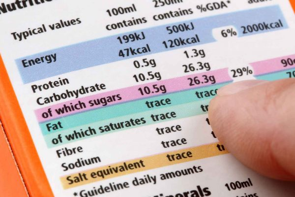checking nutrition to protect oral microbiome