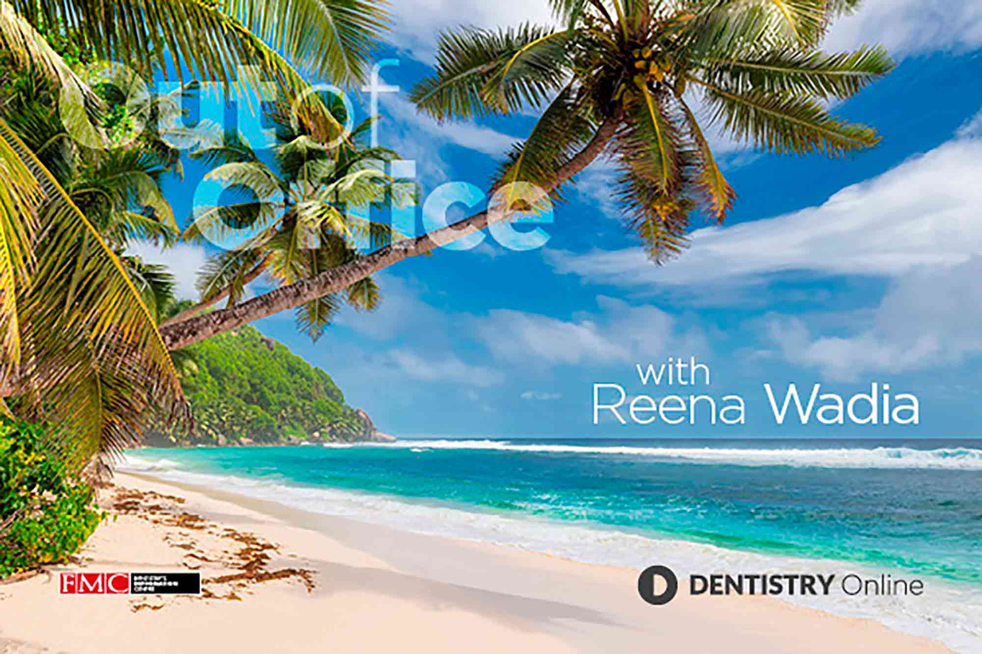 In this week's Out of Office, we hear from Reena Wadia who discusses her weekend city walks, travelling the world and her mum's Indian cooking