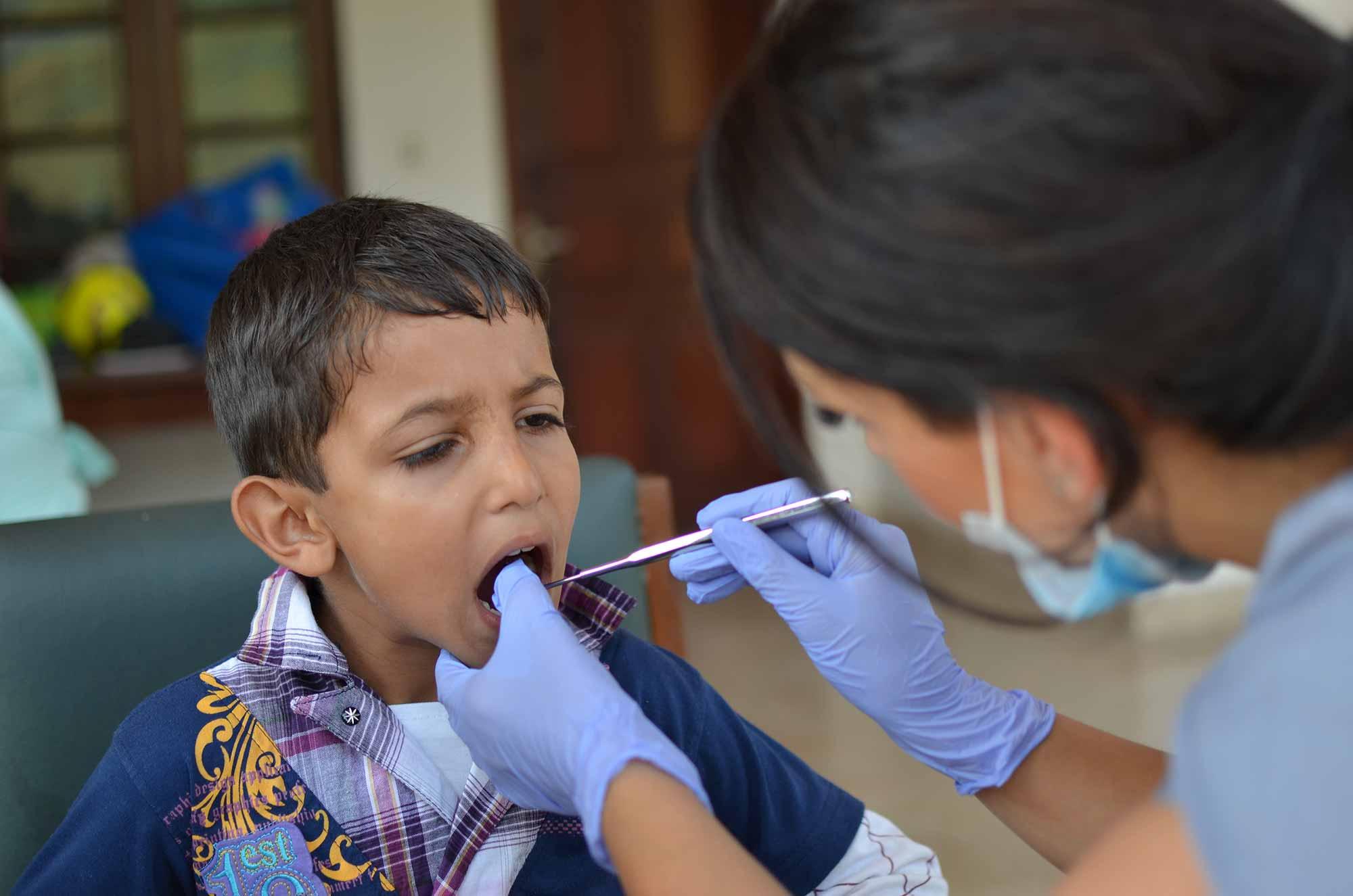 Midlands Doctors Charity helps people in need in Pakistan