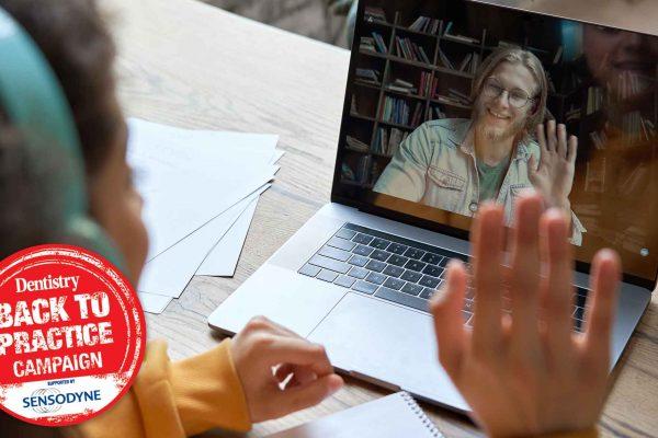 virtual online oral health clinic