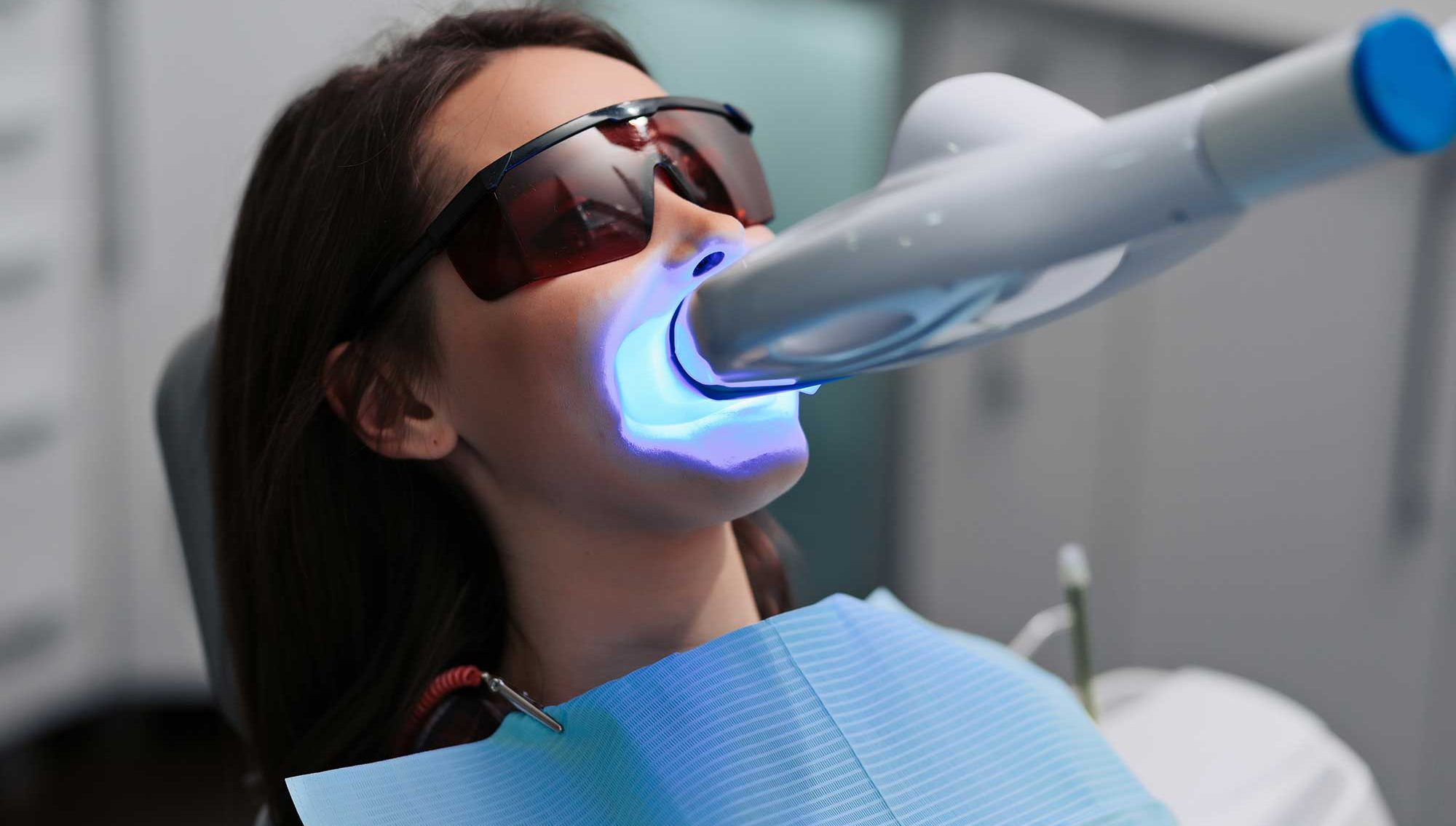 Philips Zoom tooth whitening