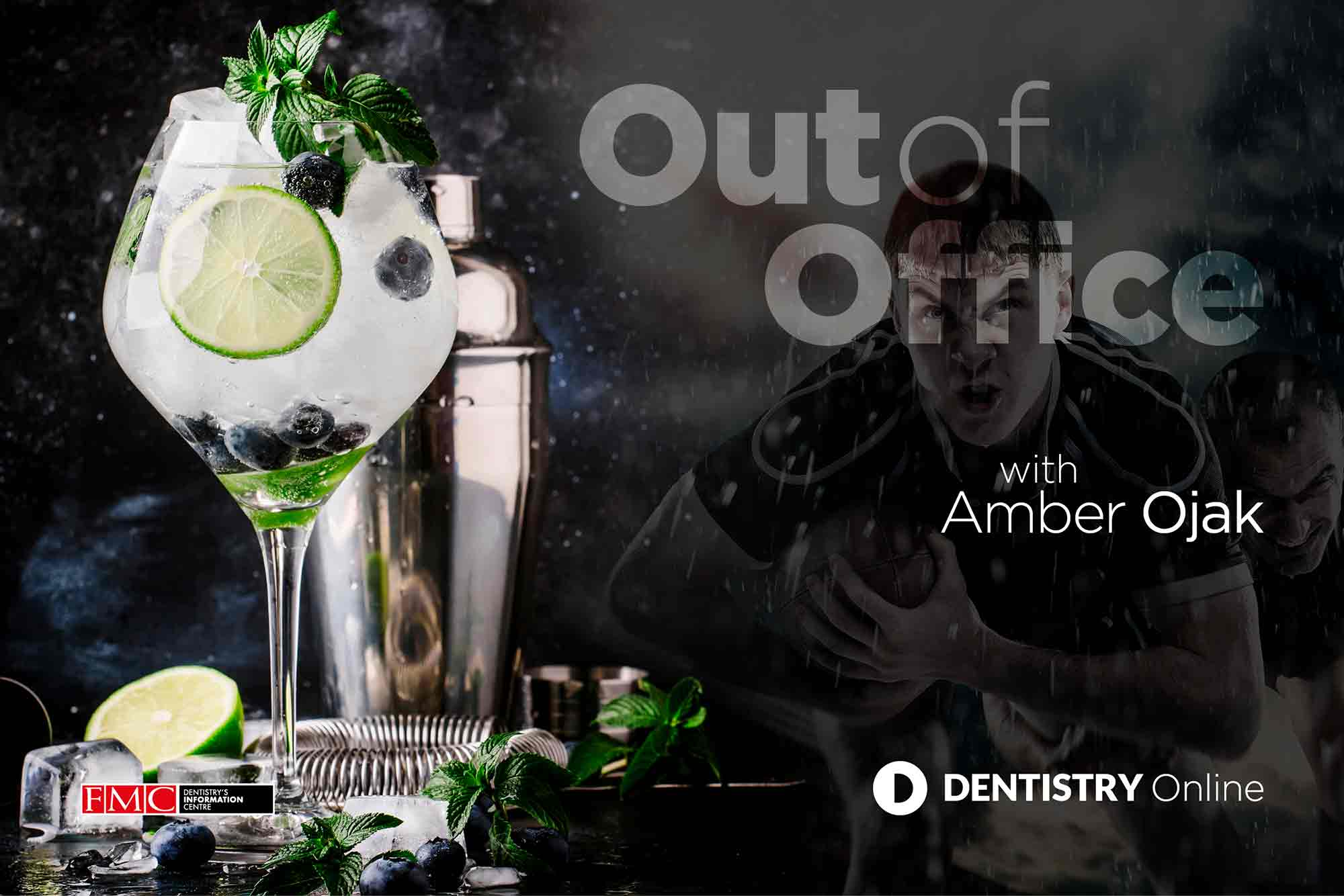 Amber Ojak opens up about her passion for the Six Nations, good food and her 20-bottle gin collection