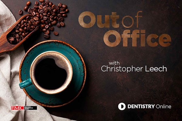 In this week's Out of Office, Christopher Leech talks about family time, how he unwinds and what makes a good coffee