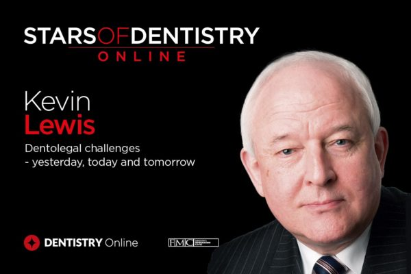 Kevin Lewis Stars of Dentistry Online