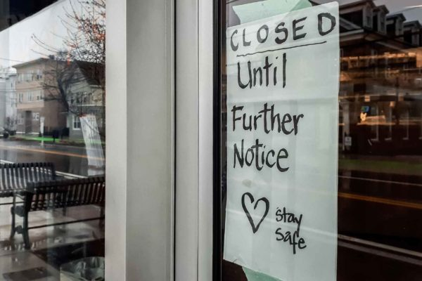 Leicester dentist shut with second lockdown