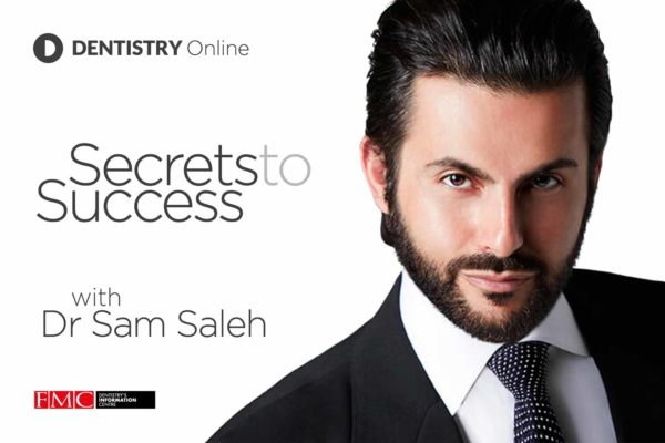 Secrets to success Sam Saleh
