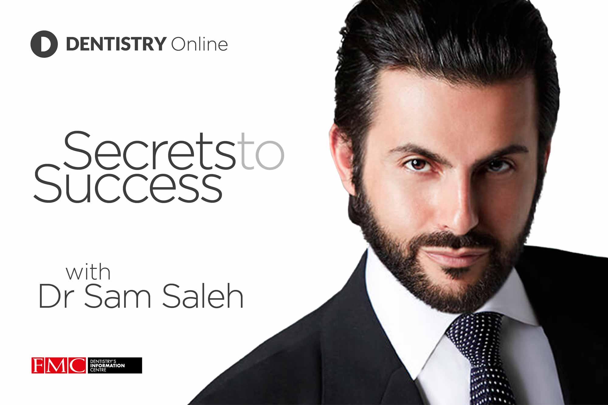 Secrets to success Sam Saleh