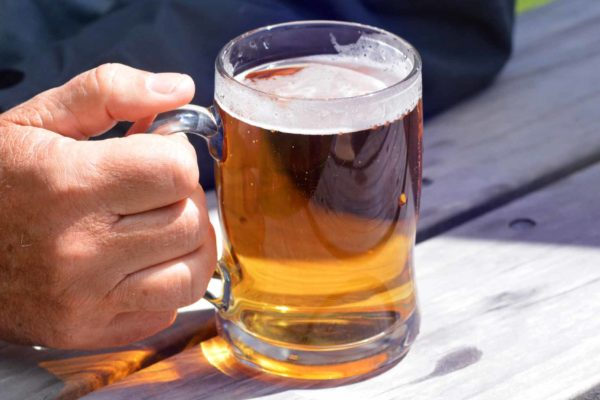Almost one fifth of working years from lives lost in England were down to alcohol consumption – overtaking those lost to cancer