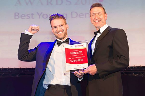 George Cheetham talks to Dentistry Online about what it was like to take home the Best Young Dentist accolade – and why the awards are a positive addition to the profession