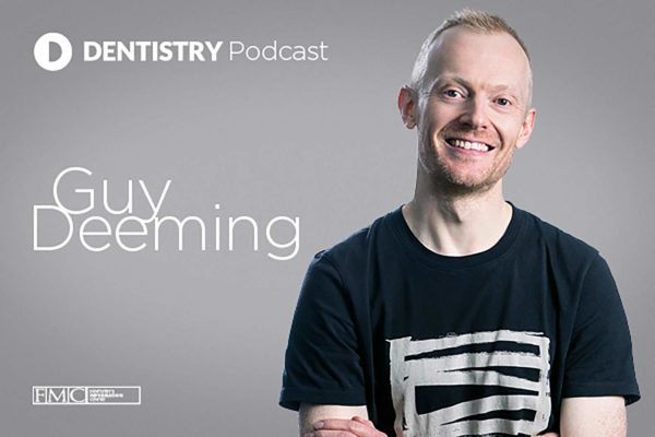 This week we welcome Guy Deeming, a specialist orthodontist at Queensway Orthodontics, to chat about why dentistry needs to embrace the digital