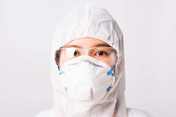 Women in healthcare report significantly more problems when it comes to personal protective equipment (PPE) than men, a report has found