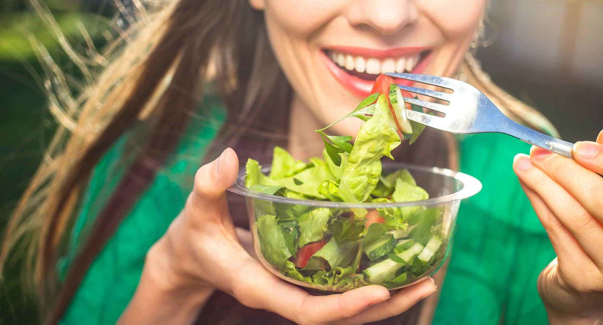 eating foods that impact our oral microbiome