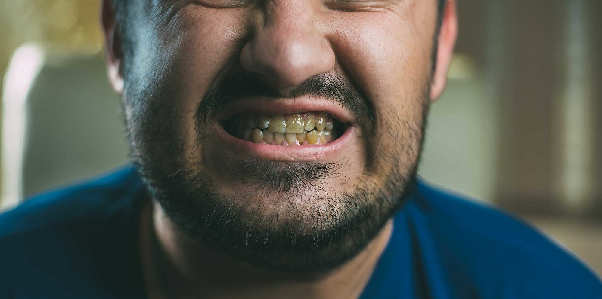 Ben Atkins highlights the oral health gap