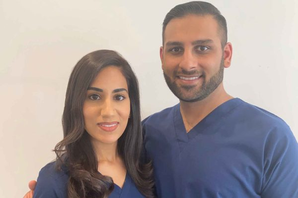 Dr Raj and Dr Kiran Juneja the dentistry power couple