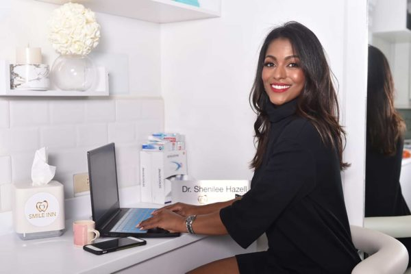 Shenilee Hazell talks about her decision to relocate to her place of birth, Trinidad, and the challenges she faced setting up a dental practice