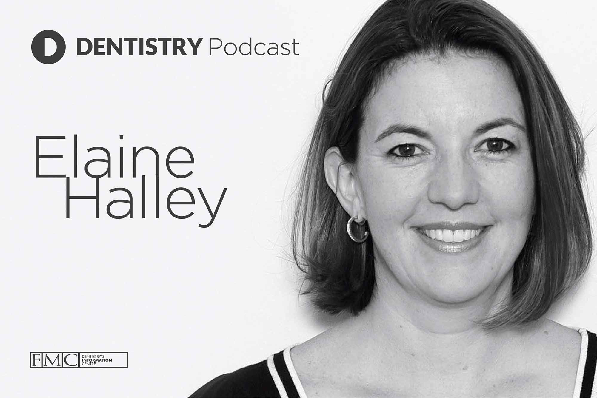 In this week's podcast episode, we speak to Elaine Halley about lockdown, cosmetic dentistry and the Online Dentistry Show