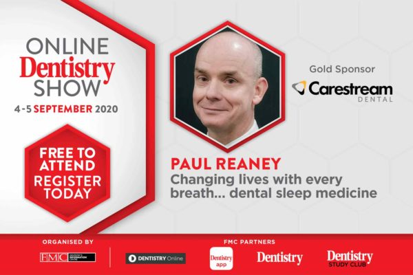 Coming this September, the Online Dentistry Show is putting on the very first virtual exhibition in UK dentistry with support from gold sponsors, Carestream