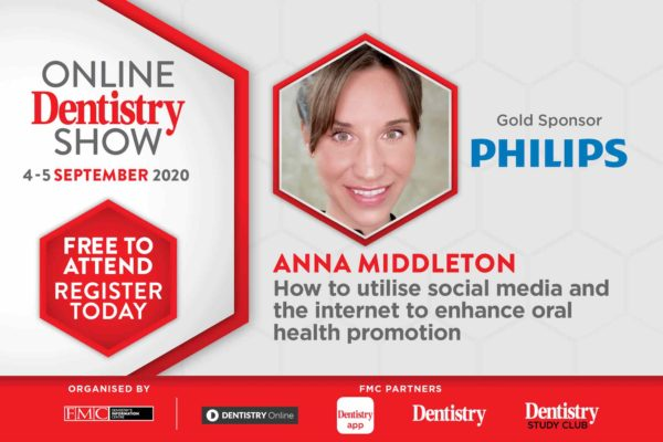 Coming this September, the Online Dentistry Show is putting on the very first virtual exhibition in UK dentistry with support from gold sponsors, Philips
