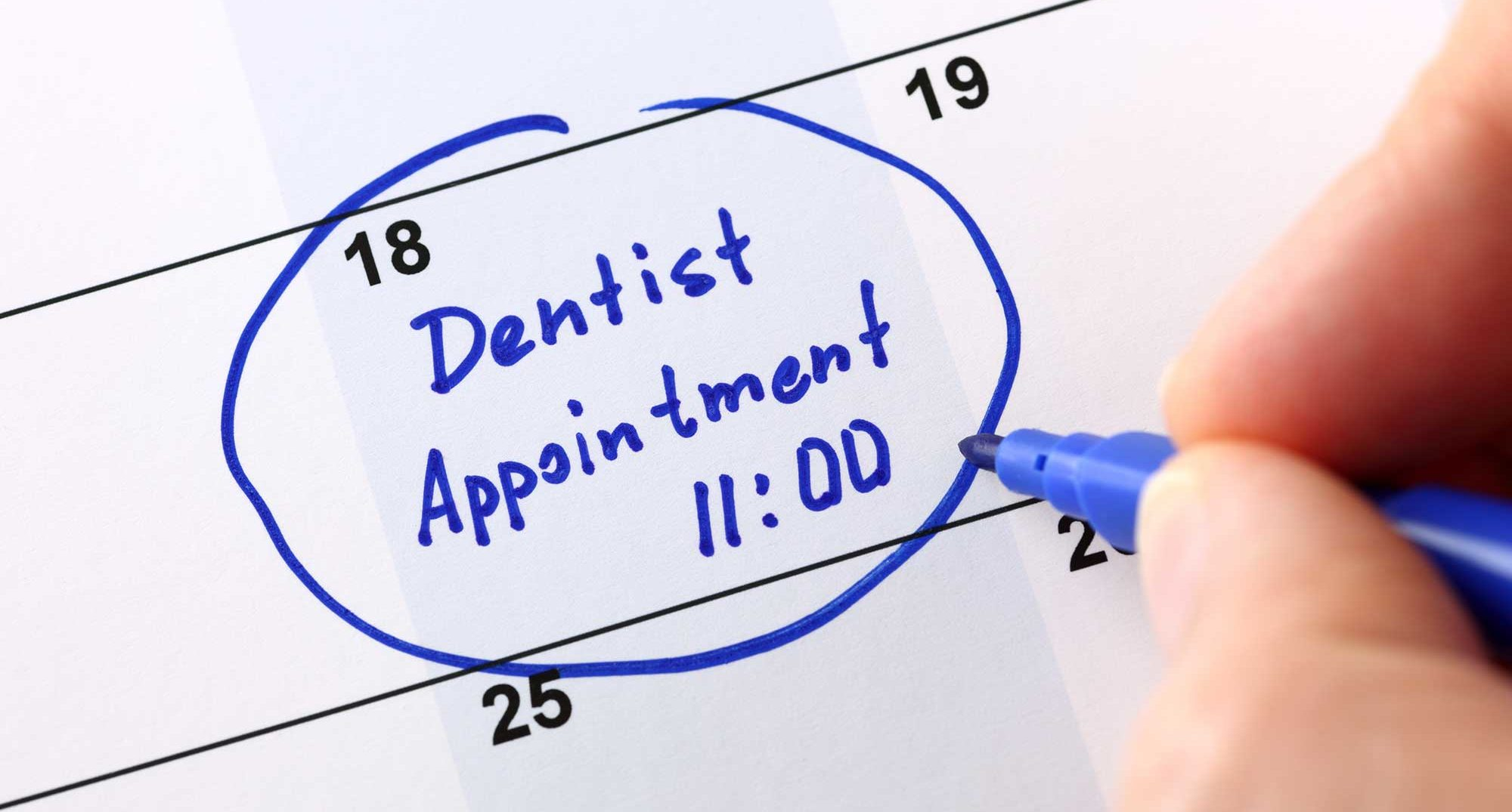 dental appointment cancellation