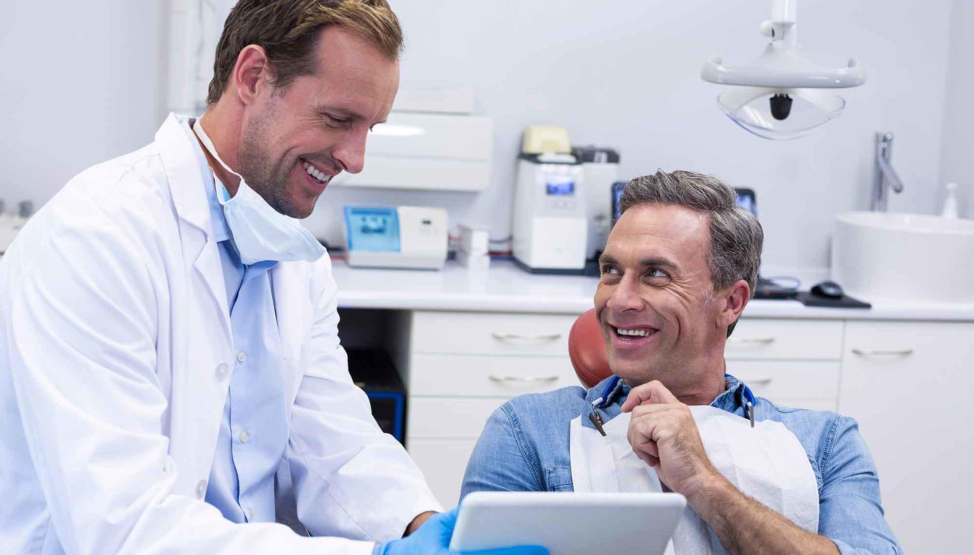 Dentel hygiene and therapist