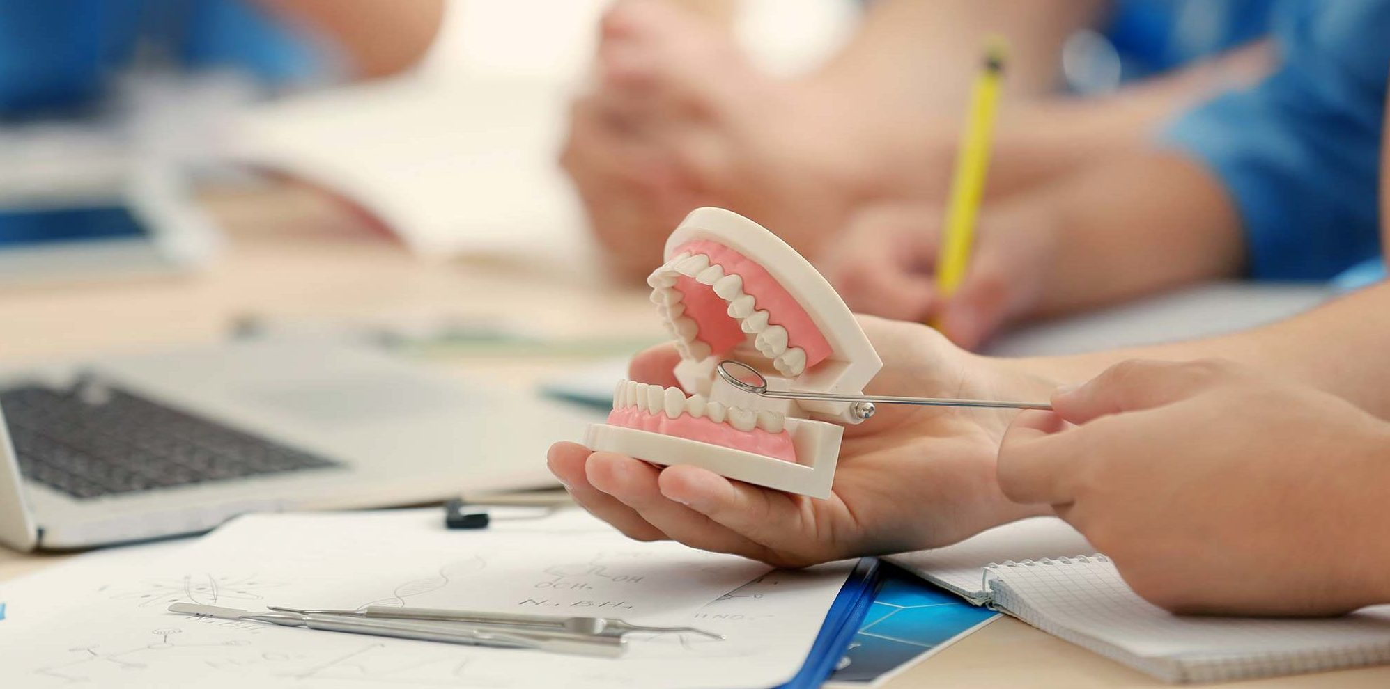 The UK government has lifted the cap on dentistry places at universities amidst the chaos of A Level results