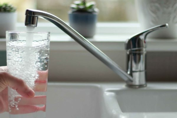 water fluoridation in tap water