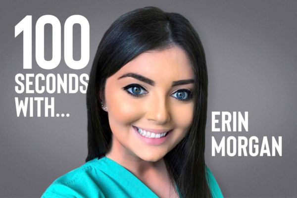 100 seconds with Erin Morgan