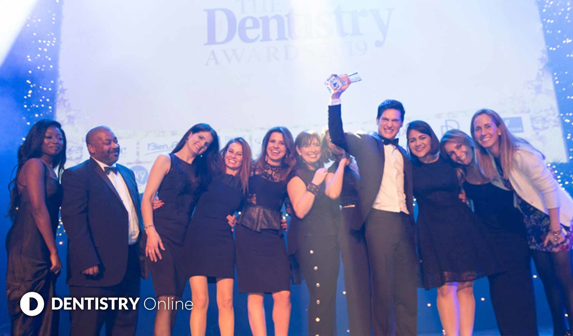 Dentistry Awards winners