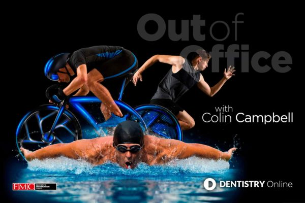 Colin Campbell and triathlons