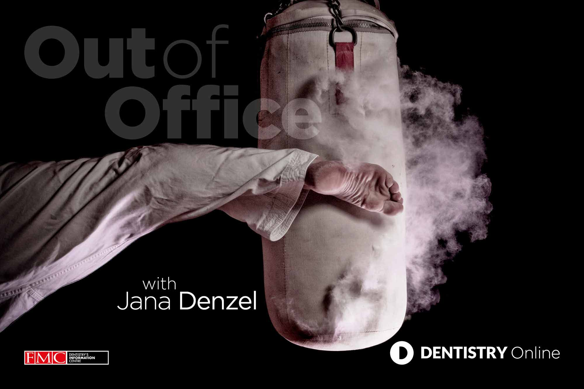 Out of office – Jana Denzel on martial arts and his clothing line