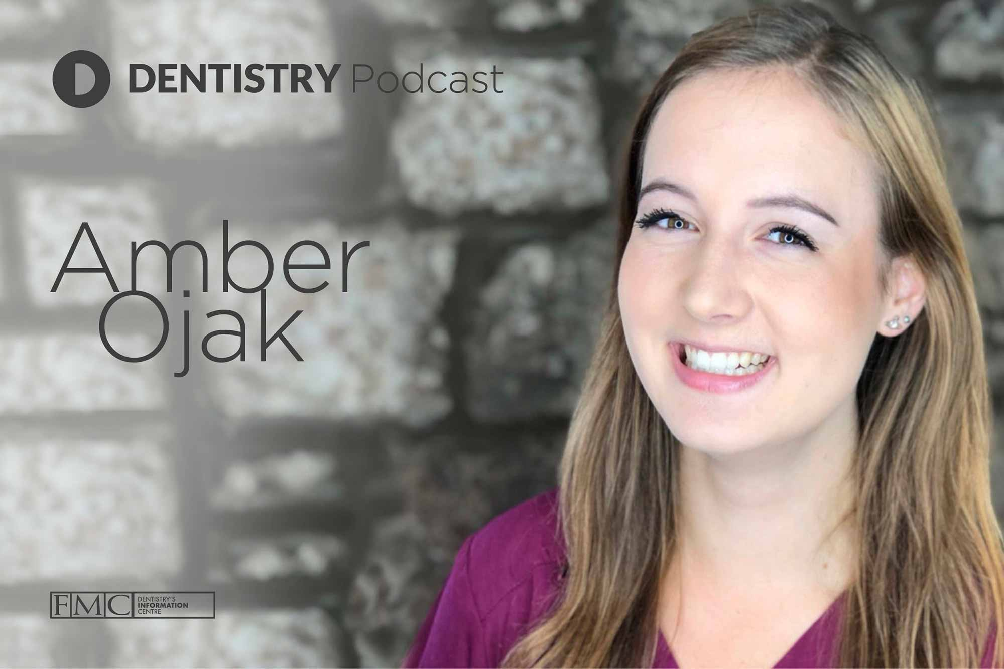 This week we welcome Amber Ojak who discusses why we need to reshape the perception of dental hygienists and therapists