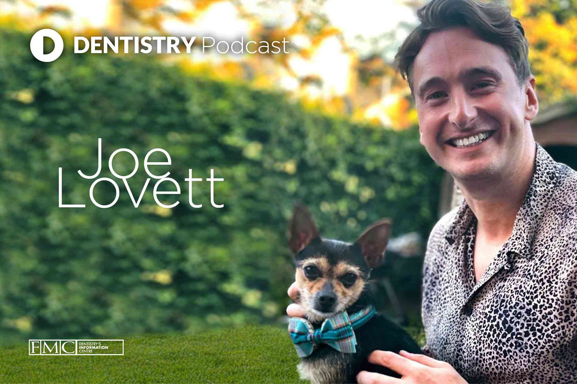 In the latest episode, we hear from Joe Lovett who discusses his latest projects, his time at FMC and how he hopes to make a difference