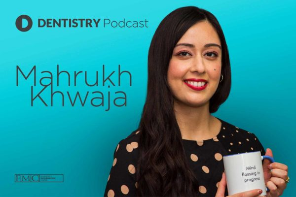 In this week's episode we chat to Mahrukh Khwaja about mental health, resilience and mindfulness in dentistry