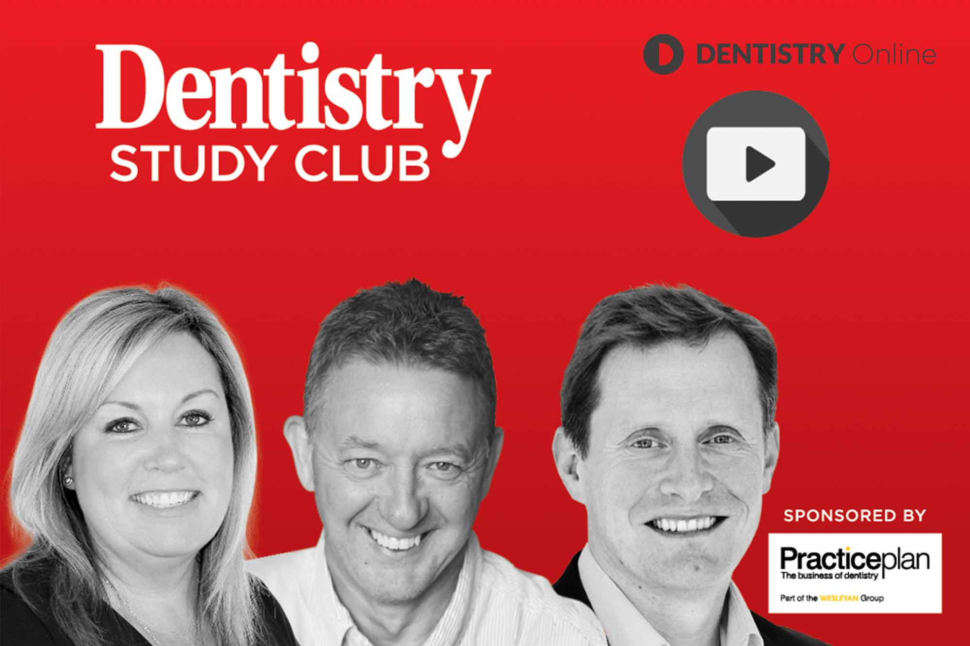 Join Zoe Close, Nigel Jones and Les Jones for a free webinar exploring the conversion to private dentistry on Tuesday 6 October at 19:00