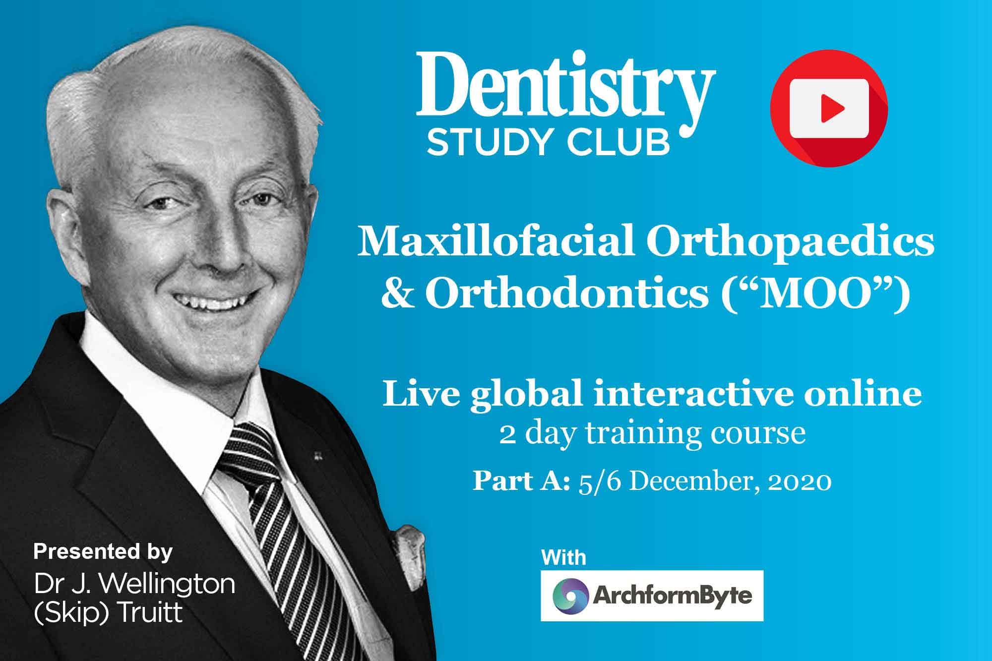 Maxillofacial orthopaedics and orthodontics with Skip Truitt