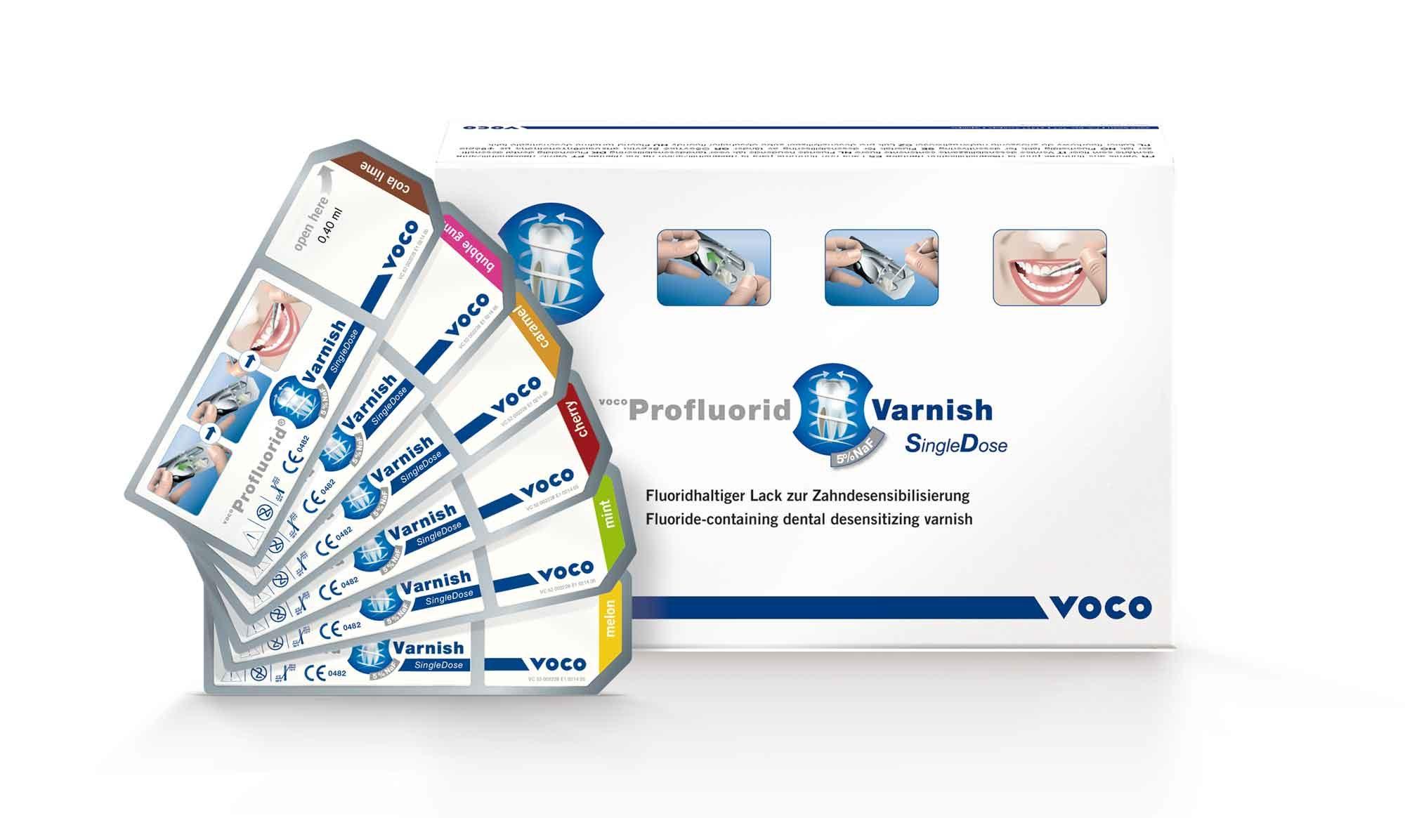 Voco Profluoride Varnish