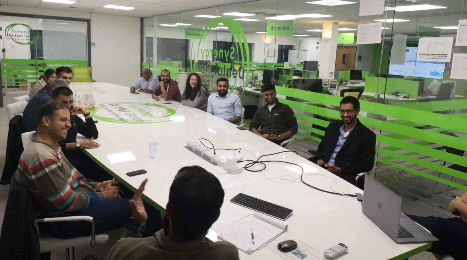 synergy dental group meeting