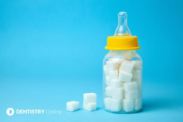 A high sugar diet during the breastfeeding period can delay cognitive development in infants