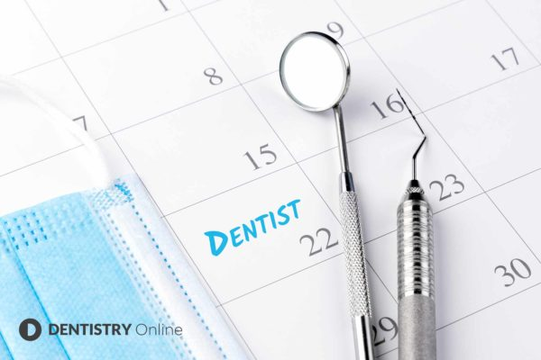 Attending the dentist every six months does not improve a patient's oral health, a study suggests