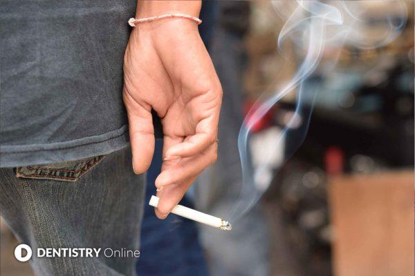 Patient smoking