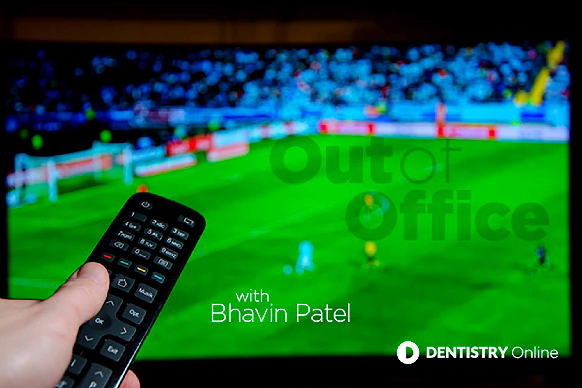 Bhavin Patel on watching TV