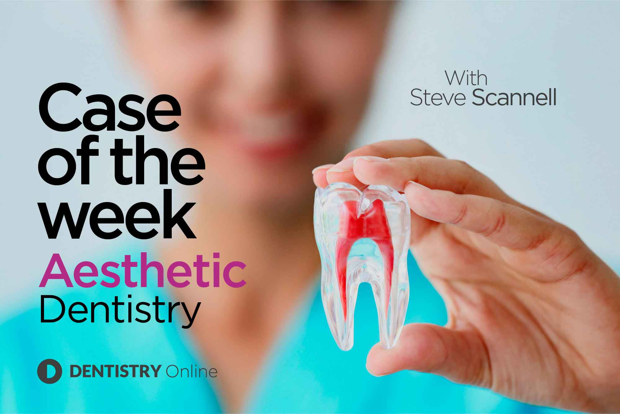 whitening case of the week