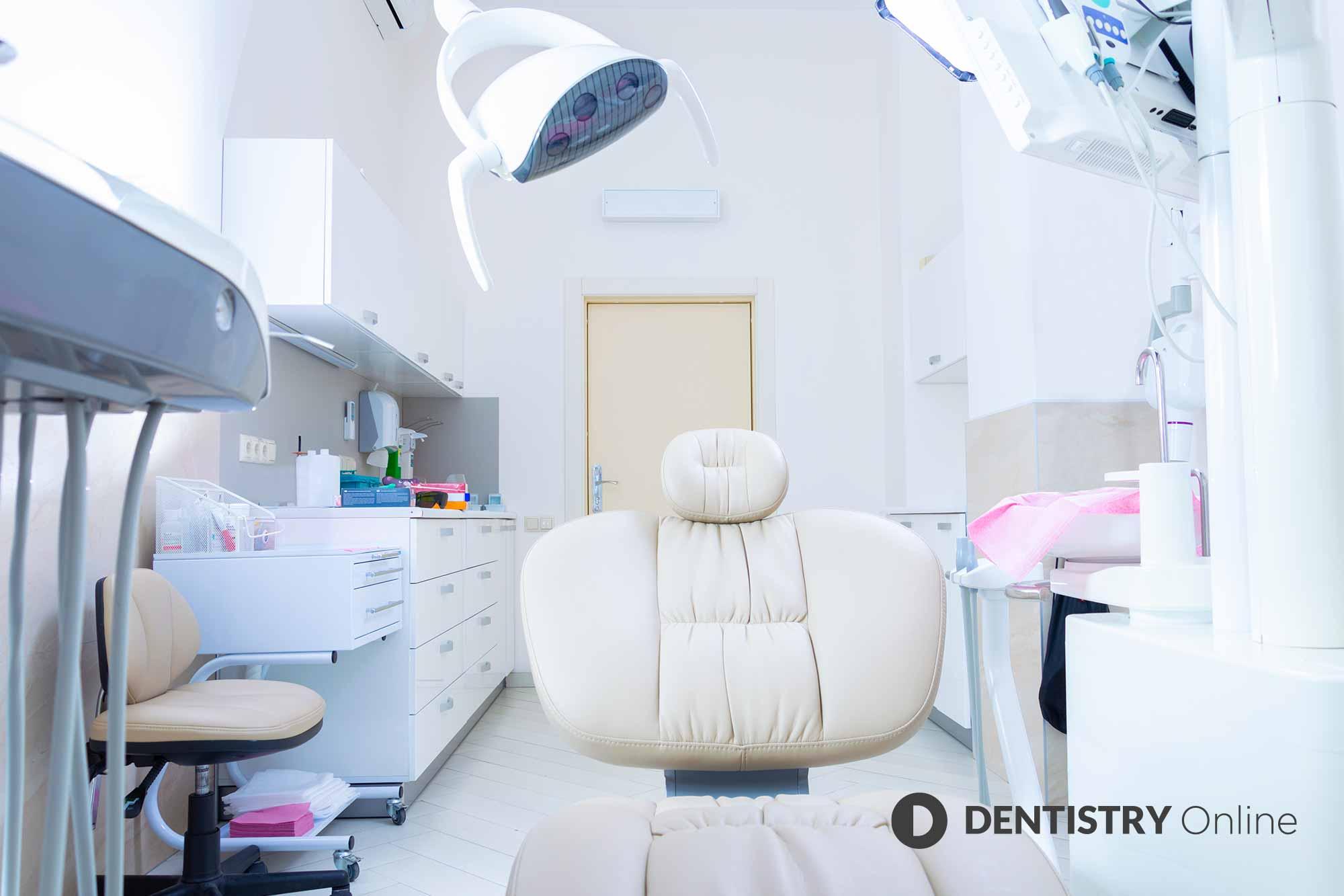 air sterilisation in a dental practice