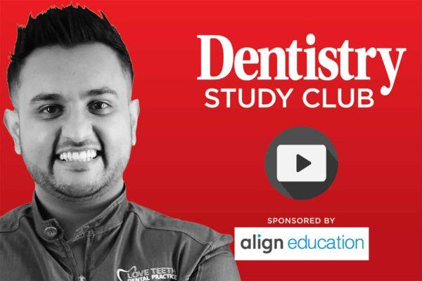 Kunal Patel discussing digital dentistry