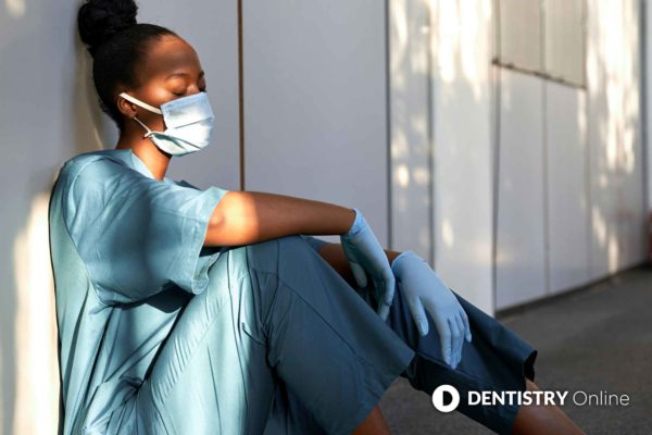 dentist mental health suffering