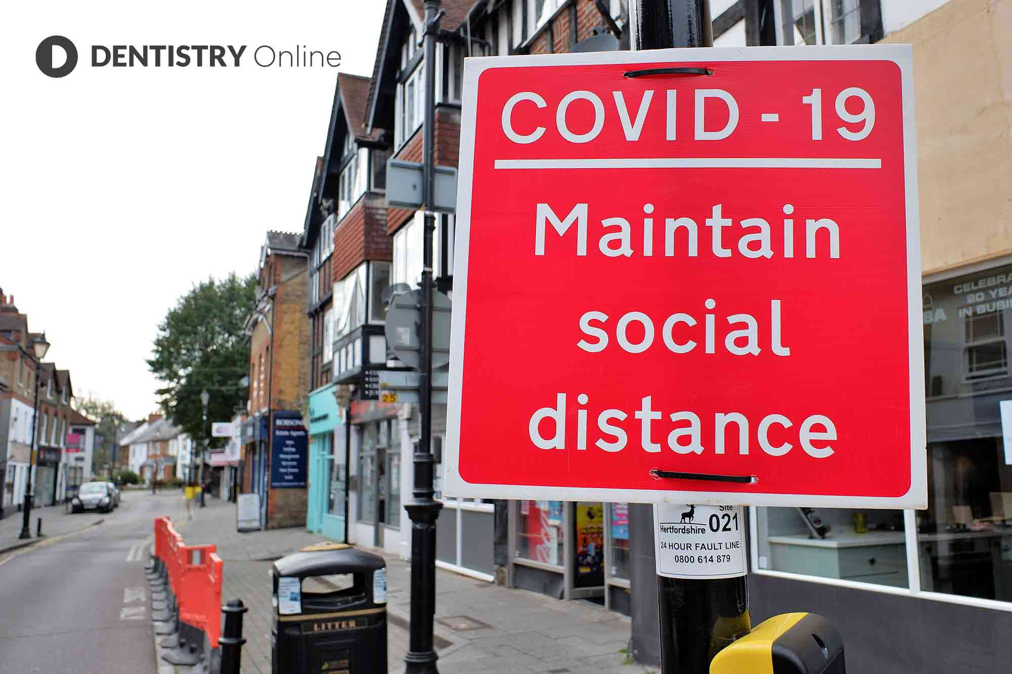 On Saturday, Prime Minister Boris Johnson announced a second lockdown and new national measures to clamp down on the surge in COVID-19 cases